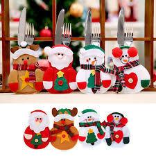 christmas table decorations christmas table decorations ebay
