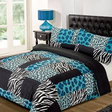 Leopard Bed Set Animal Print Bedding For Ease Bedding With Style