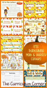 thanksgiving letters 104 best literacy centers images on pinterest literacy centers