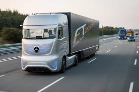 volvo cabover trucks autonomous mercedes future truck 2025 previews the future of shipping