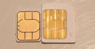 up close with a nano sim seriously don u0027t bother cutting gadget