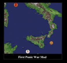 Punic Wars Map First Punic War Mod For Hegemony Iii Clash Of The Ancients Mod Db