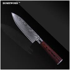 japanese steel kitchen knives aliexpress buy damascus knives 6 inch chef knife