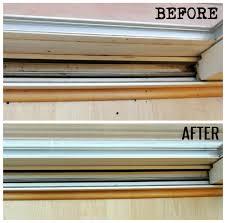 how to clean glass doors how to make your sliding glass door slide easier kimal lumber