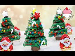 D Christmas Tree Cake - chocolate christmas kitkat forest no bake xmas dessert with