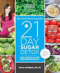 the 21 day sugar detox bust sugar u0026 carb cravings naturally