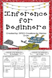 elementary inference worksheets pinterest lesson plans 4th grade