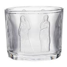 Lalique Vase With Birds Lalique Glass For Sale At Online Auction Buy Rare Lalique Glass