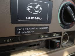1986 subaru brat junkyard find 1986 subaru brat sawzall style the truth about cars