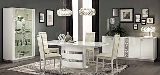 Black Gloss Dining Table And 6 Chairs 3781 00 Roma Dining Set White Table And 6 Chairs Dining