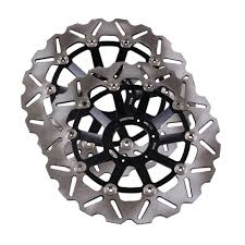 aliexpress com buy arashi front brake disc rotors set for honda
