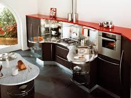 curved kitchen islands kitchen outstanding modern curved kitchen island 97 630x419