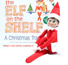 amazon com the elf on the shelf elf edition with north pole