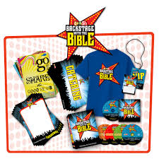 put the bible back into vacation bible with this high