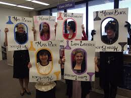 halloween dress up ideas for the office