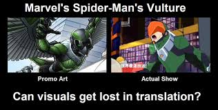 Spider Man Meme - marvel s spider man meme the vulture by hewytoonmore on deviantart