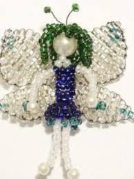 Mermaid Fairy Custom Beaded Art Dolls Fairy Geisha U0026 Mermaid By Desiree U0027s
