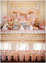 white and gold baby shower pink gold baby shower picture lovely ideas pink and white ba