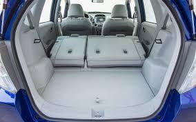 car seat honda fit 2013 honda fit ev drive motor trend