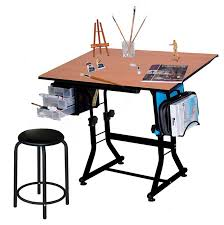 Artist Drafting Tables Best Desks Drafting Tables For Artists