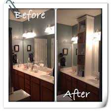 Bathroom Mirror Remodel Bathroom Mirror Remodel Home Design Ideas And Pictures