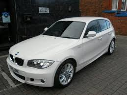 white bmw 1 series sport used bmw 1 series 2011 diesel 118d m sport hatchback white manual