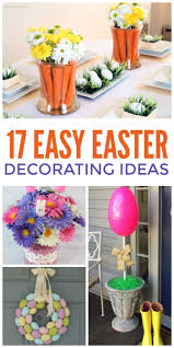 homemade easter decorations for the home easy easter decorating ideas image photo album pic on easy and cute