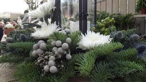 home decor flower arrangements 20 flower arrangements for christmas