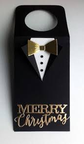 wine bottle bow tuxedo wine bottle tag with bow tie by apaperparadise on etsy