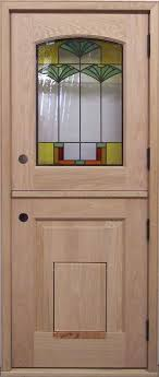 Exterior Pet Door Exterior Pet Door Exterior Door Glass Panel Model With Pet