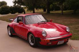 1986 porsche 911 turbo for sale porsche 911 turbo coupe 2 door 3 3l 930