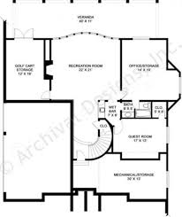 serrantae neoclassic house plan 4000 sq ft house plans