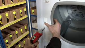 how to replace the tumble dryer door catch and latch on a hotpoint