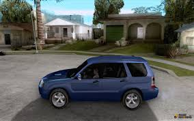 2005 subaru forester 2005 subaru forester for gta san andreas