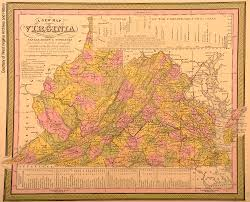 Road Map Of Virginia Lesson Images