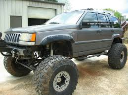 monster jeep cherokee 1994 jeep grand cherokee i z u2013 pictures information and specs