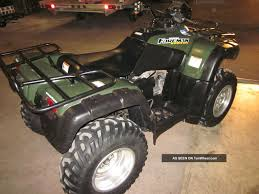 2004 honda rubicon photo and video reviews all moto net