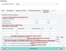 bewerbung praktikum architektur admission application beuth hochschule