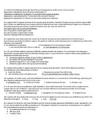 acls post test cardiac arrest cardiopulmonary resuscitation