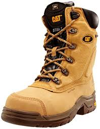 s boots amazon uk cat footwear supremacy s work and safety boots amazon co uk