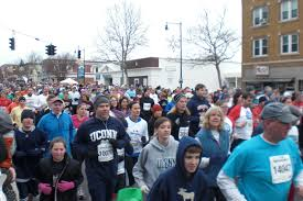 80th manchester road race running on thanksgiving day 2016
