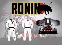 ronin lone wolf bjj gi white ronin brand
