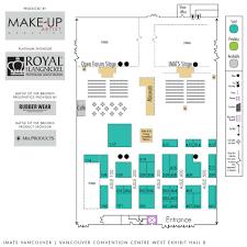 floor plan u0026 exhibitor list make up artist show imats