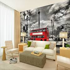 compare prices on wall mural design online shopping buy low price beibehang london street red double decker bus graphic designs large decorative wall murals papel de
