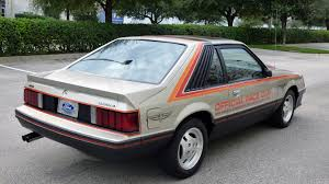 1979 ford mustang pace car 1979 ford mustang pace car edition l98 1 kissimmee 2016