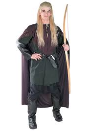lord costume lord of the rings legolas costume mens lotr costume