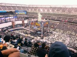 metlife stadium map metlife stadium section 335 home of york jets york giants