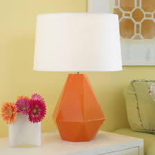 colorful table lamps shades of light