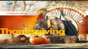 thanksgiving message thank you ajt