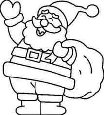 coloring pages to print of santa printable santa claus coloring pages chiba syaken info